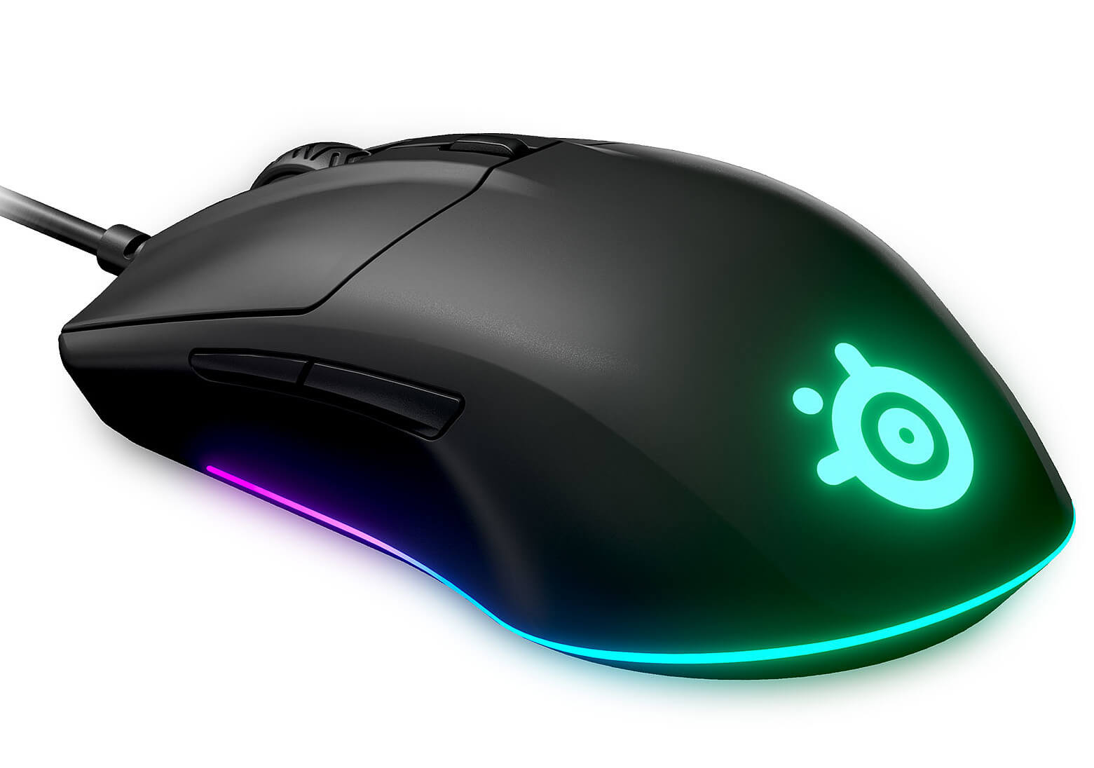 Chuột SteelSeries Rival 3 Black