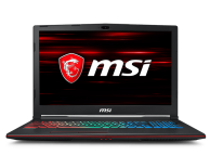 Laptop MSI GP73 Leopard 8RE 429VN
