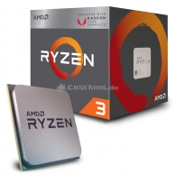 CPU AMD Ryzen 3 2200G 3.5 GHz (3.7 GHz with boost) / 6MB / 4 cores 4 threads / Radeon Vega 8 / socket AM4 / 65W (cTDP 45-65W)