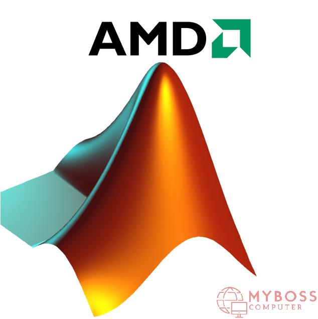 Phần mềm Matlab sau update 2020a đã có thể chạy trên các vi xử lý AMD đạt hiệu suất tối đa